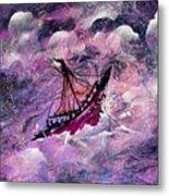 Sailing The Heavens Metal Print