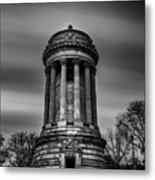 Sailors And Soldiers Monument Metal Print