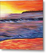 Sailor's Delight Metal Print by Anne West