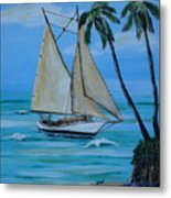 Sailor's Dream Metal Print