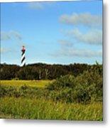 Saint Augustine Lighthouse Metal Print