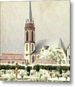 Saint-elisabeth Church Metal Print