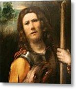 Saint George 1513 Metal Print