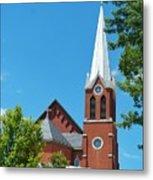 Saint George Church Metal Print