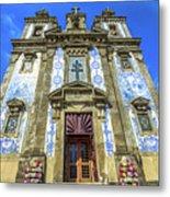 Saint Ildefonso Church Metal Print