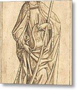 Saint James The Less Metal Print