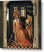 Saint Jerome (340-420) Metal Print