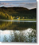 Saint Joe Barn Metal Print