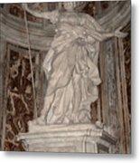 Saint Longinus Metal Print