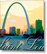 Saint Louis Metal Print