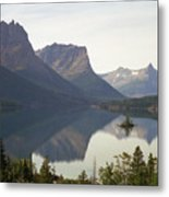 Saint Marys Lake Metal Print