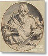 Saint Matthew Metal Print