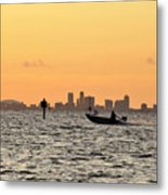 Saint Petersburg Florida Metal Print