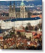 Saint Vitus Cathedral 1 Metal Print