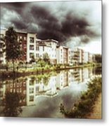 Sale Canal Metal Print by Isabella F Abbie Shores FRSA