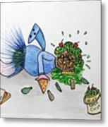 Sales Fairy Dancer 9 Metal Print