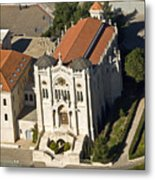 Salesian Church  3737 Metal Print