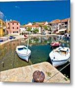 Sali Village On Dugi Otok Island Metal Print