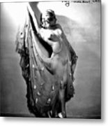 Sally Rand (1904-1979) Metal Print
