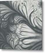Salt And Pepper Metal Print