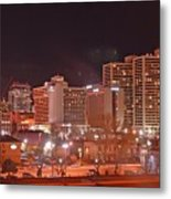 Salt Lake City Utah Metal Print