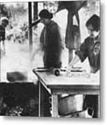 Salvation Army, 1918 Metal Print