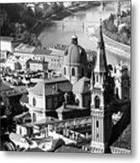 Salzburg Austria 1 Metal Print