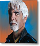Sam Elliott Metal Print
