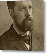 Samuel Rutherford Crockett, 1859-1914 Metal Print
