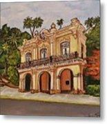 San Carlos Institute Metal Print
