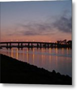 San Diego Sunset 1 Metal Print