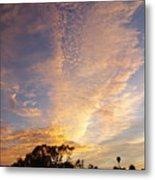 San Diego Sunsrise 3 7/12/15 Metal Print