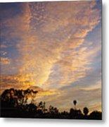 San Diego Sunsrise 4 7/12/15 Metal Print