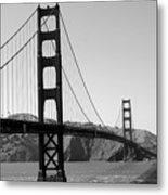San Fran Architectural Gem Metal Print