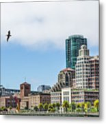 San Francisco Waterfront Metal Print