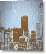 San Francisco 2 Metal Print