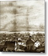 San Francisco, From Clay Street, 1855 Metal Print