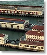 San Francisco International Arts Festival At Fort Mason Center In San Francisco Metal Print