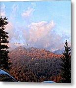 San Jacinto Mountains - California Metal Print by Glenn McCarthy Art and Photography