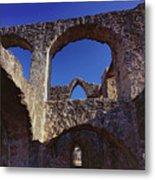 San Jose Arches A Metal Print