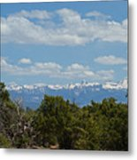 San Juan Mountains Metal Print
