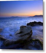 San Juan Sunset Metal Print