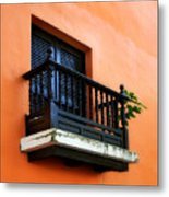 San Juan Window Metal Print