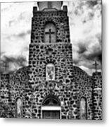 San Miguel, San Miguel, New Mexico, July 2, 2016 Metal Print