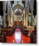Sanctuary Christ Church Cathedral 1 Metal Print