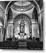 Sanctuary - Mission Concepcion No 2 Metal Print