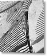Sand And Sun Metal Print