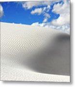 Sand Dune Magic 2 Metal Print