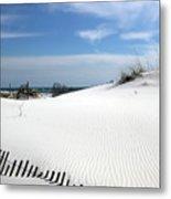 Sand Dunes Dream Metal Print