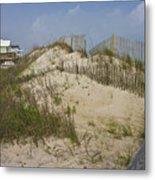Sand Dunes II Metal Print